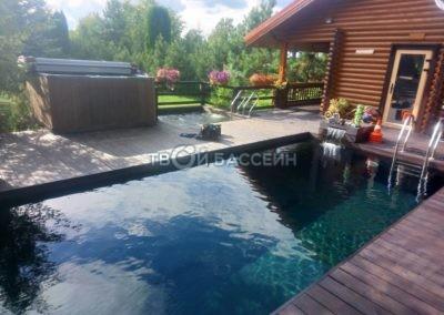 Пленочный бассейн
